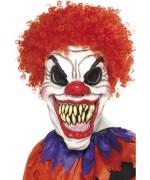 Masque de clown tueur idéal pour halloween - masques halloween