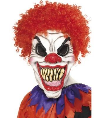 Masque clown tueur halloween