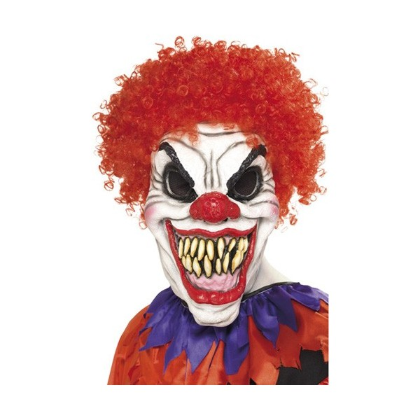 Masque de clown tueur idéal pour halloween , masques halloween