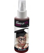 Faux sang en spray pour la peau, maquillage halloween