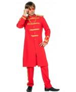 Costume Beatles, ce déguisement années 60 pour homme britpot et rétro existe aussi en grandes tailles