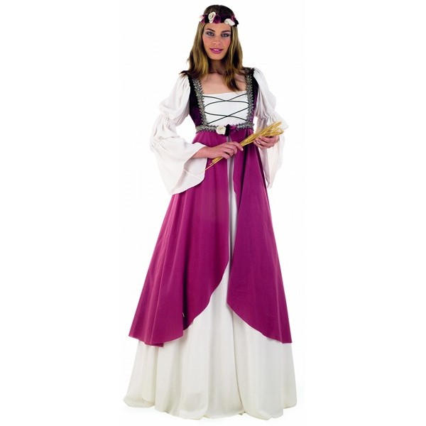 deguisement medieval femme xl