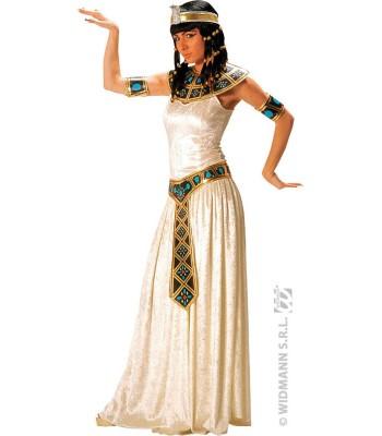Déguisement prêtresse égyptienne velours