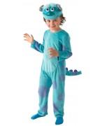 deguisement disney monstre et compagnie, Jack Sullivan pour enfants de 3 à 8 ans