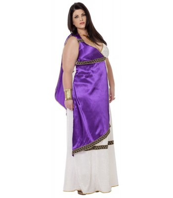 Déguisement romaine femme grande taille