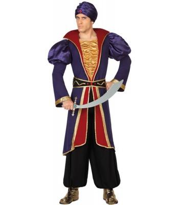 Déguisement sultan oriental adulte