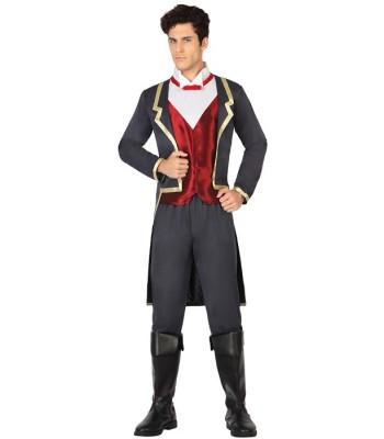 Déguisement prince baroque homme
