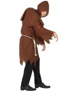 deguisement bossu de notre dame Quasimodo avec bosse en mousse