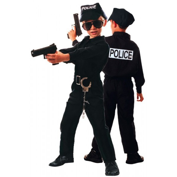 d guisement policier enfant la magie du deguisement vente de costumes pour enfants. Black Bedroom Furniture Sets. Home Design Ideas