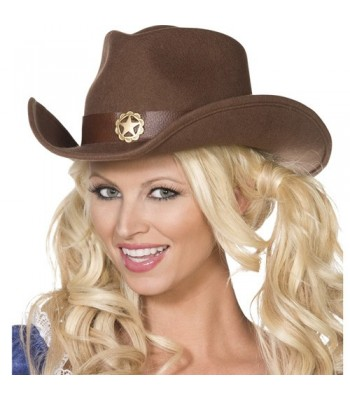 Chapeau cowgirl sexy adulte