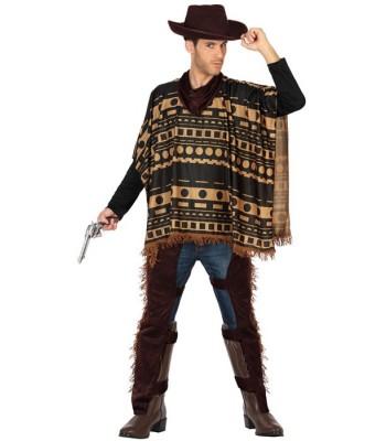 Déguisement cowboy homme western