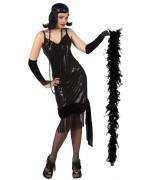 deguisement charleston femme, cabaret années 20 - WA034S