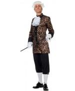 déguisement de marquis pour homme avec pantalon et veste - costume baroque