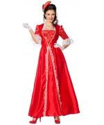 deguisement de marquise pour femme - costume carnaval de venise
