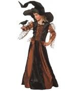 Déguisement sorcière halloween pour filles et adolescentes - Magie & Sorcellerie