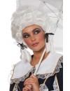 Perruque marquise Antoinette blanche, incarnez une ravissante marquise à l'occasion du carnaval
