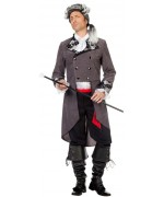 Déguisement pirate baroque homme luxe - SA033S
