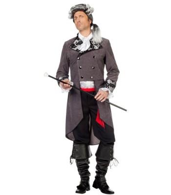 Déguisement pirate baroque homme