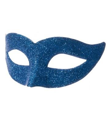 Loup vénitien bleu adulte