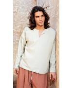 Chemise médiévale homme authentique - costumes médiévaux pour adultes