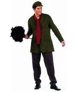 Costume de ramoneur londonien des années 1910 idéal pour incarner Bert le ramoneur du fil Mary Poppins