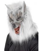 Masque loup garou halloween pour adulte