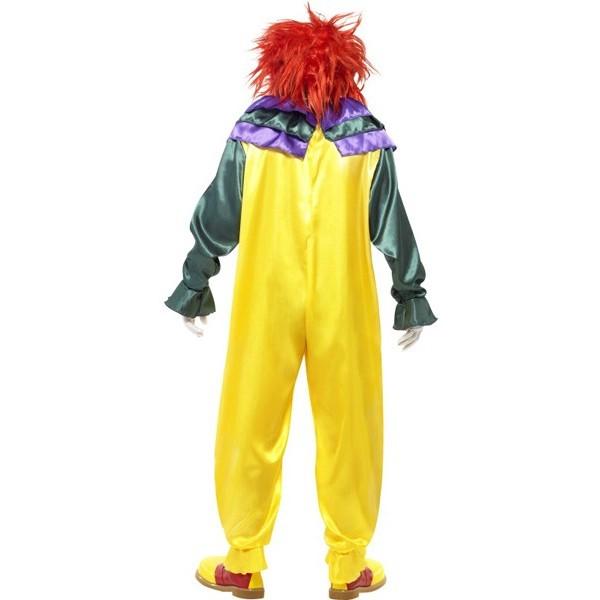 il est revenu le clown