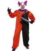 Déguisement de clown halloween pour adulte - costume halloween