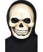 Masque de squelette tête de mort adulte - Masques Halloween