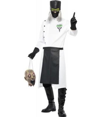 Déguisement docteur halloween asylum
