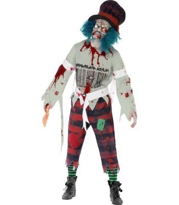 Déguisement chapelier zombie halloween