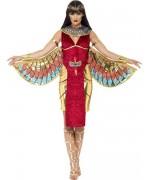 Déguisement Isis déesse égyptienne pour femme - costume carnaval et halloween