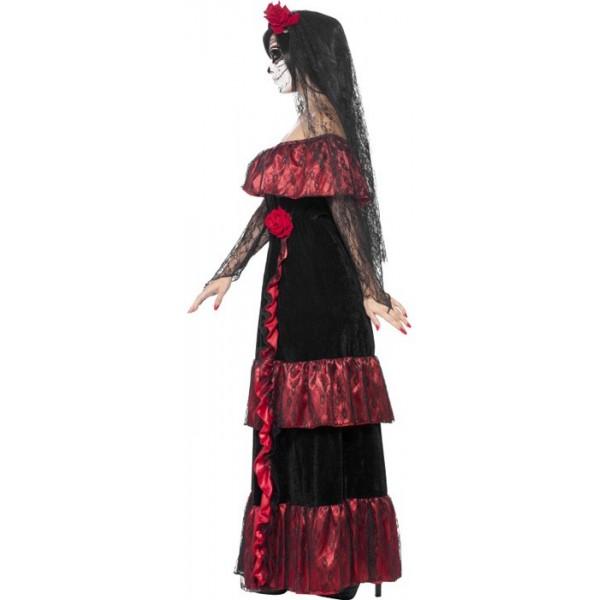 Deguisement Mariee Mexicaine Halloween La Magie Du Deguisement Squelettes Et Zombies Halloween