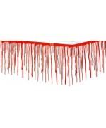 Décorez vos murs avec du sang pour les fêtes d'halloween - Décoration murale sang halloween