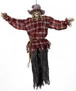 Épouvantail halloween à suspendre - décoration pour halloween