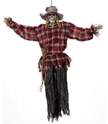 Épouvantail halloween à suspendre