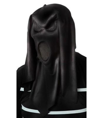 Masque fantôme noir adulte