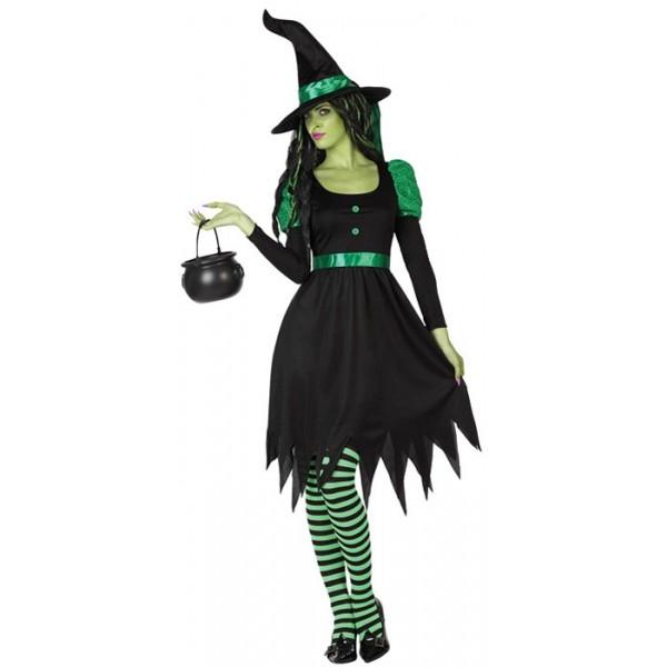 d guisement sorci re de l 39 ouest femme la magie du deguisement costumes halloween magie et. Black Bedroom Furniture Sets. Home Design Ideas