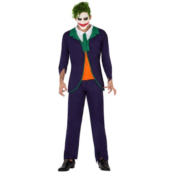 Deguisement Joker Homme La Magie Du Deguisement