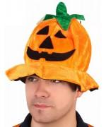 Chapeau citrouille, apportez une touche festive à tous vos déguisements d'halloween