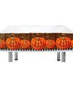 Nappe citrouille halloween, décorez vos tables à l'occasion des fêtes d'halloween