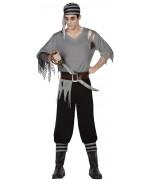 Déguisement pirate zombie homme - fantômes et zombies Halloween