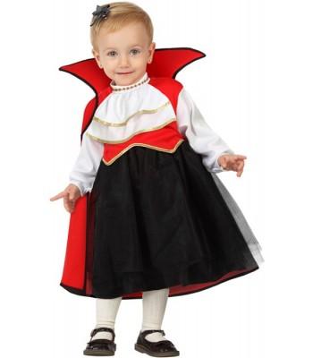 Déguisement vampire bébé fille
