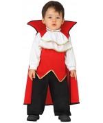 Déguisement vampire bébé, transformez votre petit garçon en vampire à l'occasion des fêtes d'halloween - déguisement pour bébé