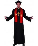 deguisement curé adulte