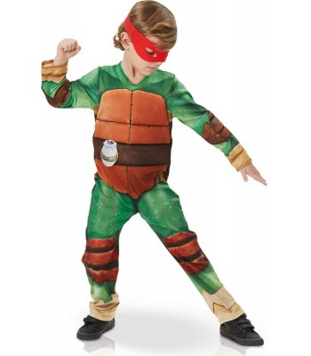 Déguisement Tortue Ninja enfant luxe