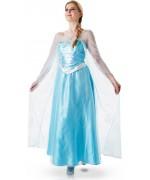 Déguisement Elsa la reine des neiges pour femme - costume Disney pour adulte