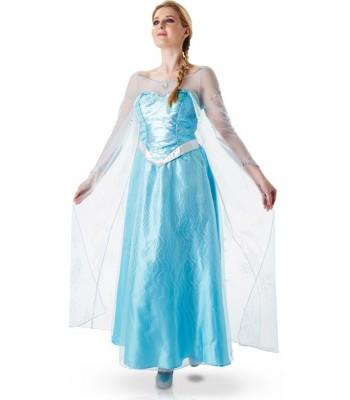Déguisement Elsa adulte la reine des neiges - la magie du ... 91a25548f973