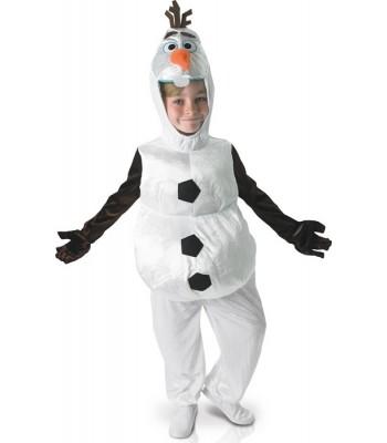 Déguisement Olaf enfant la reine des neiges
