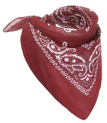Bandana rouge western